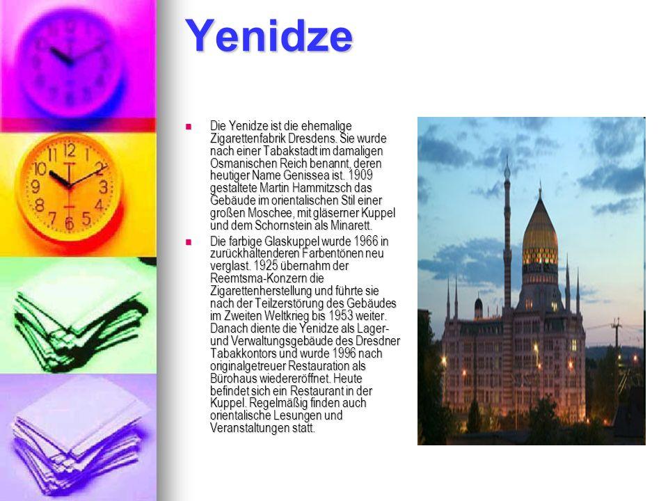 Yenidze
