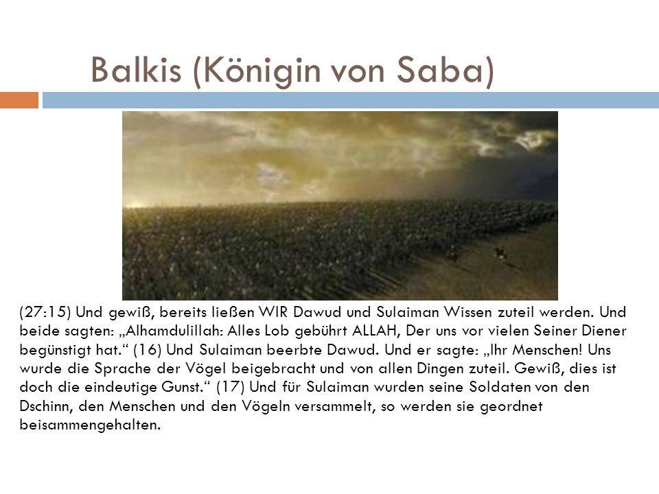 Balkis (Königin von Saba)