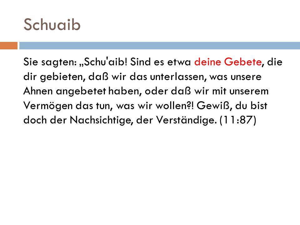 Schuaib