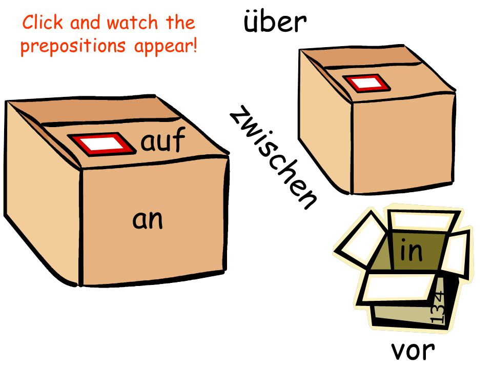 Click and watch the prepositions appear!