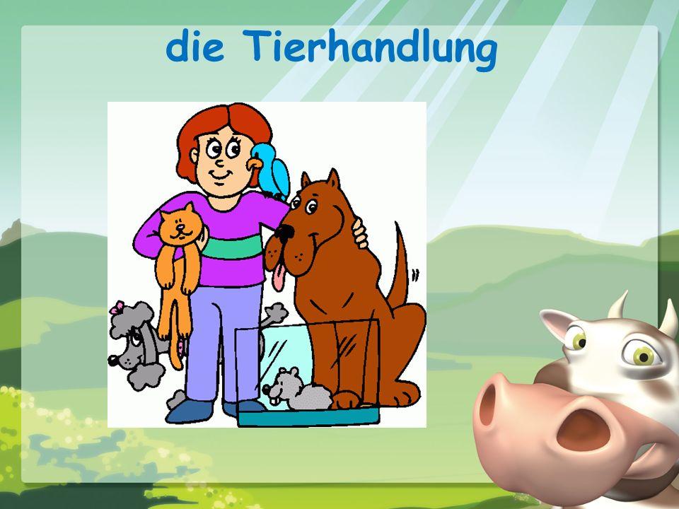 die Tierhandlung