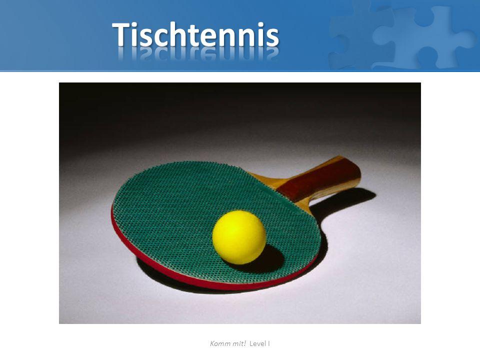 Tischtennis Komm mit! Level I