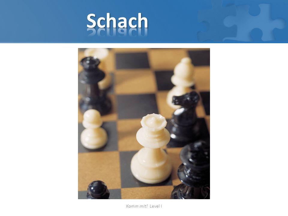 Schach Komm mit! Level I