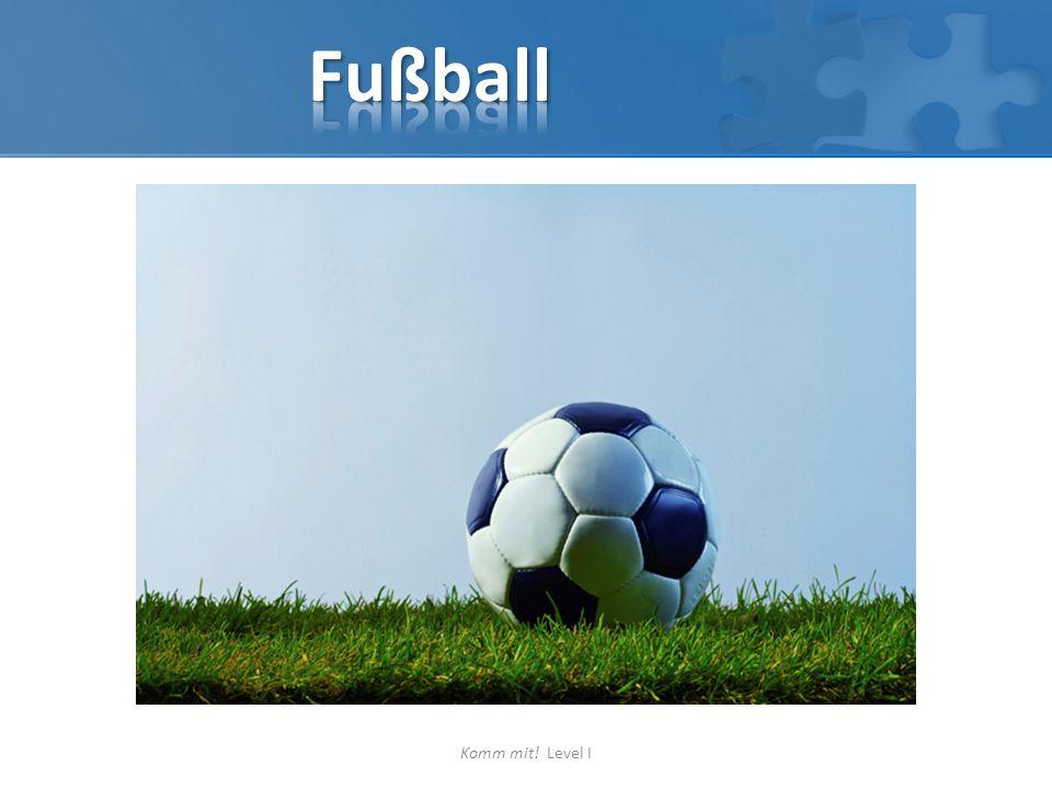 Fußball Komm mit! Level I