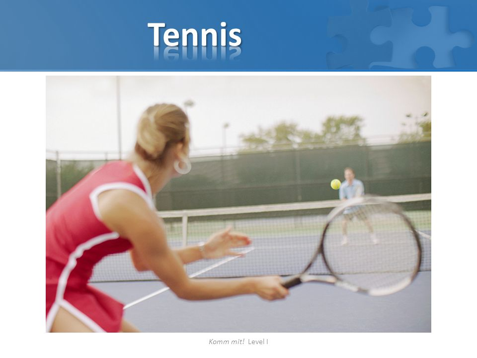 Tennis Komm mit! Level I