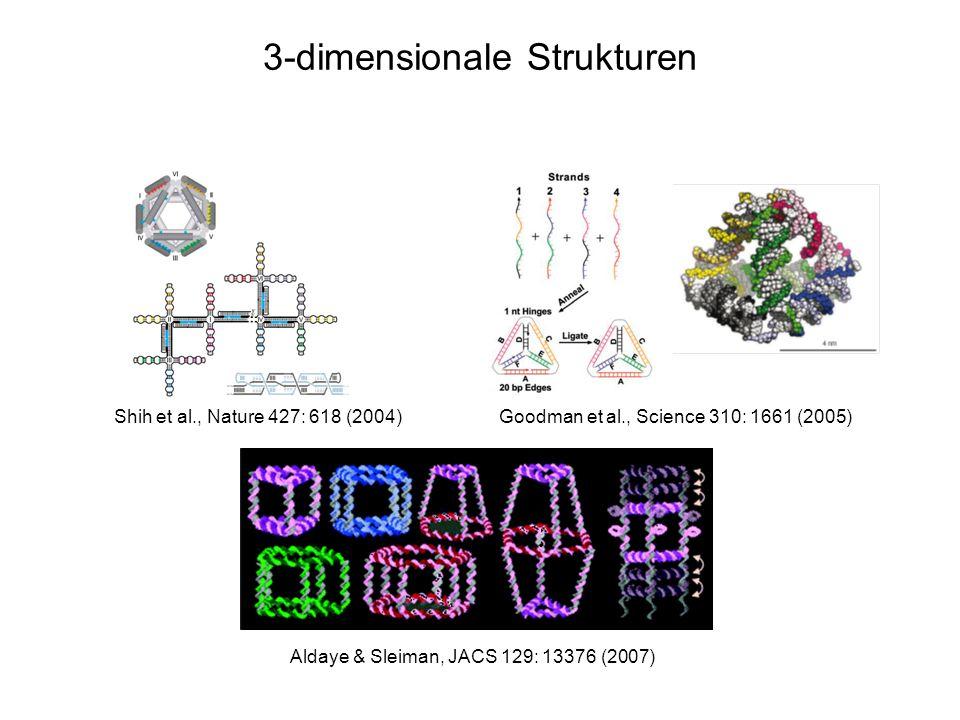 3-dimensionale Strukturen
