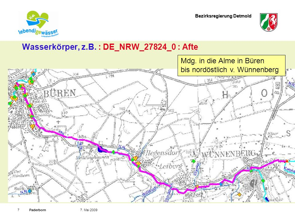 Wasserkörper, z.B. : DE_NRW_27824_0 : Afte