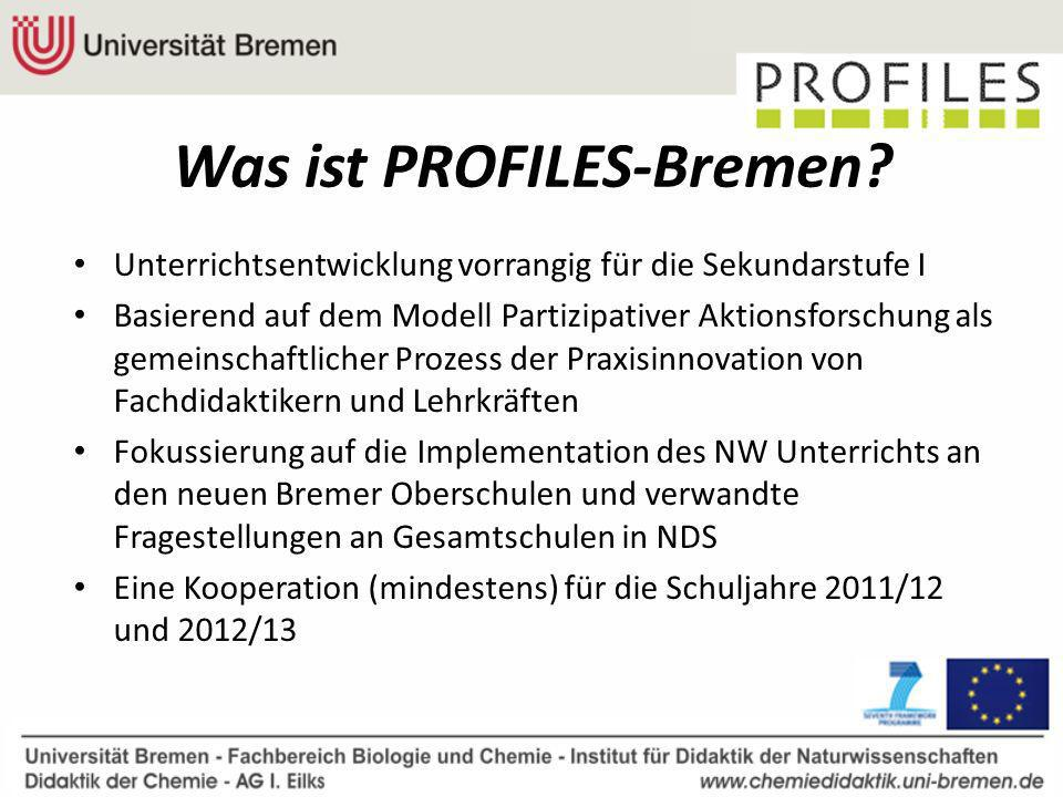 Was ist PROFILES-Bremen