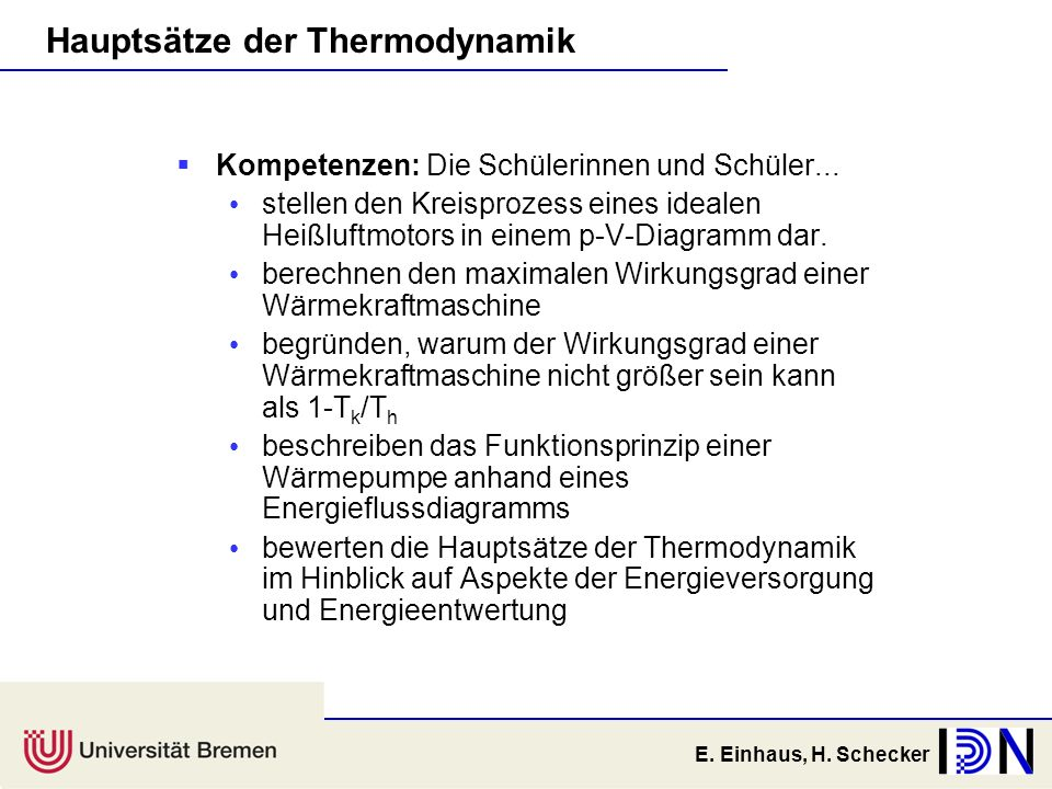 haupts tze der thermodynamik ppt video online herunterladen. Black Bedroom Furniture Sets. Home Design Ideas