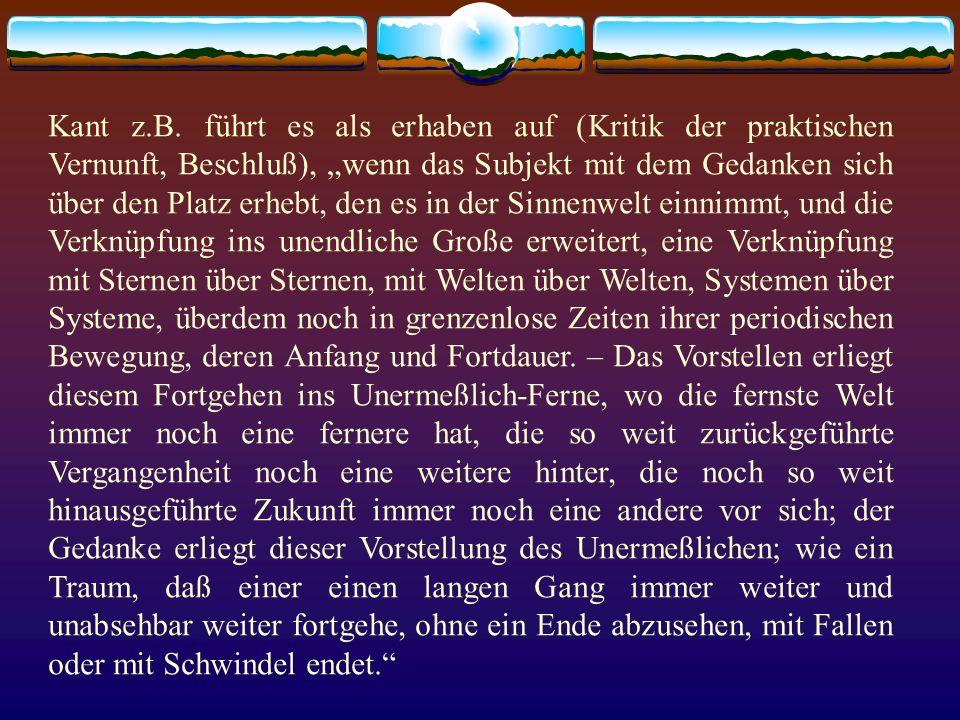 Kant z.B.
