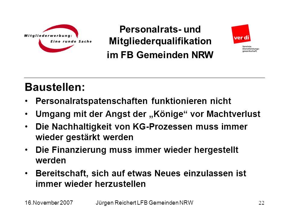 Jürgen Reichert LFB Gemeinden NRW