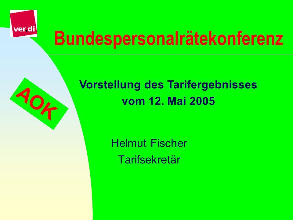 Bundespersonalrätekonferenz