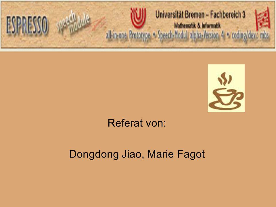 Dongdong Jiao, Marie Fagot