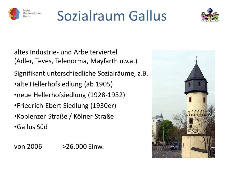 19.09.15 Sozialraum Gallus. altes Industrie- und Arbeiterviertel (Adler, Teves, Telenorma, Mayfarth u.v.a.)