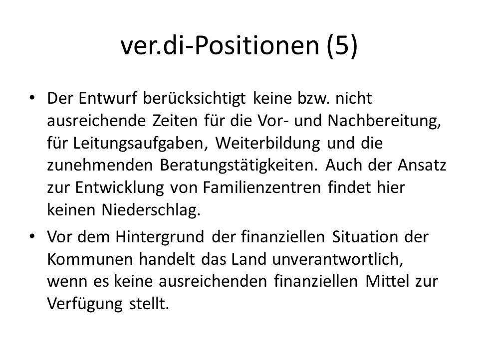 ver.di-Positionen (5)