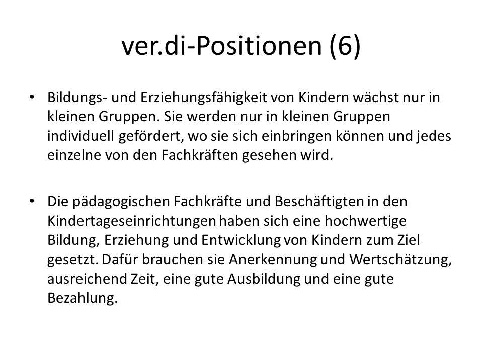 ver.di-Positionen (6)