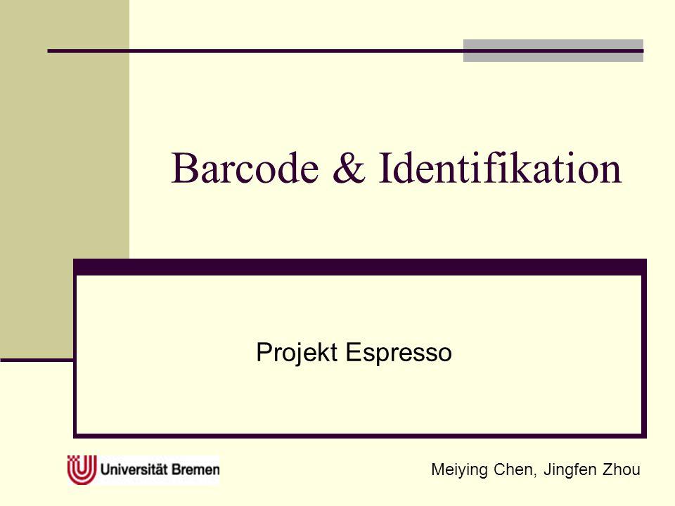 Barcode & Identifikation