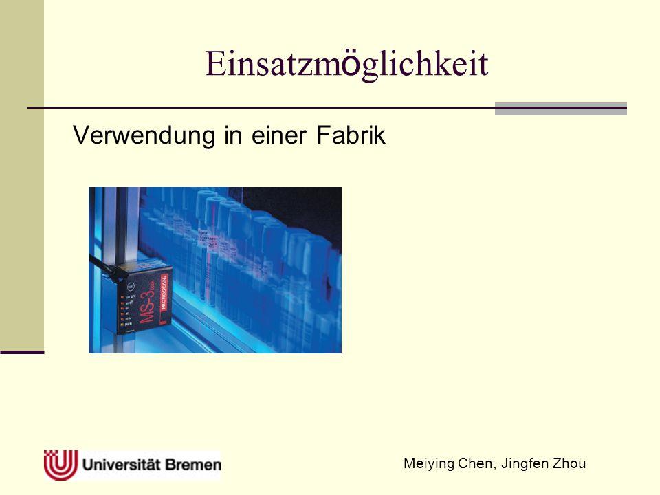 Meiying Chen, Jingfen Zhou