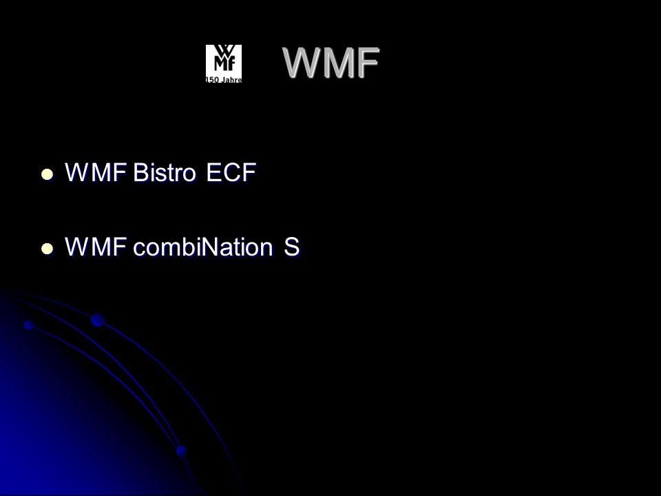 WMF WMF Bistro ECF WMF combiNation S