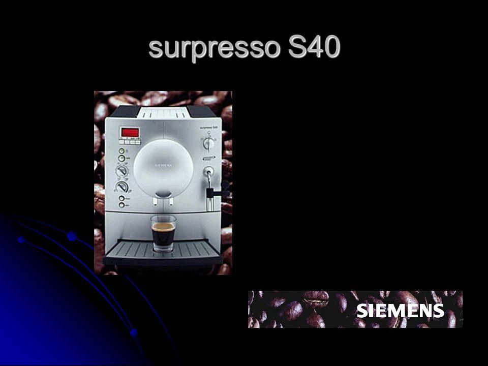 surpresso S40