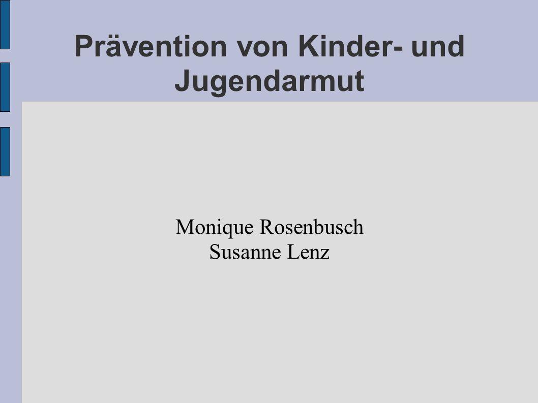 Prävention von Kinder- und Jugendarmut