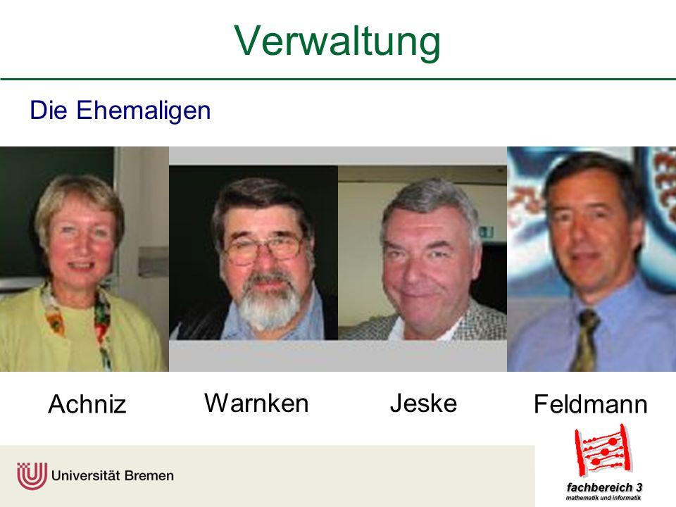Verwaltung Die Ehemaligen Achniz Warnken Jeske Feldmann