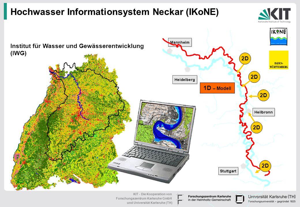 Hochwasser Informationsystem Neckar (IKoNE)