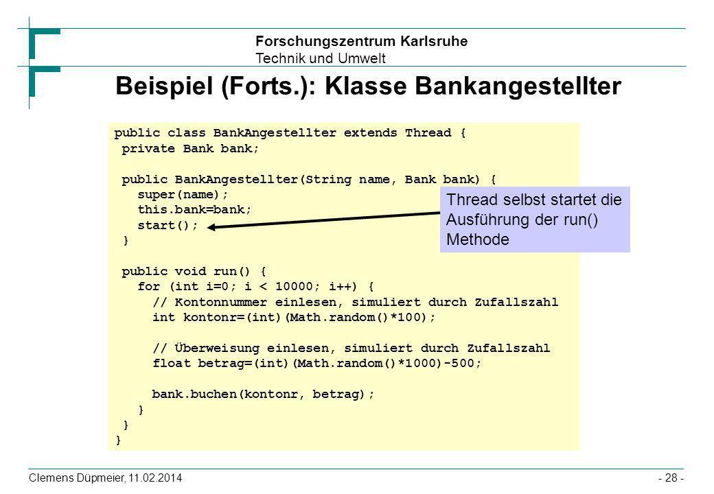 Erfreut Bank Setzt Beispiele Fort Fotos - Beispiel Anschreiben für ...