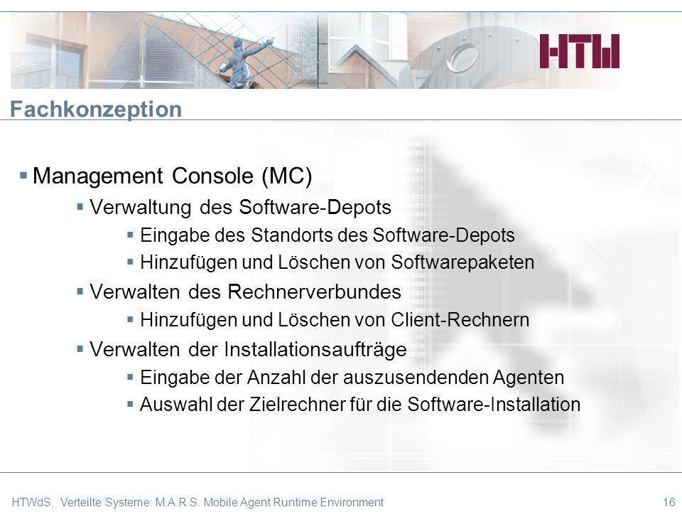 Management Console (MC)