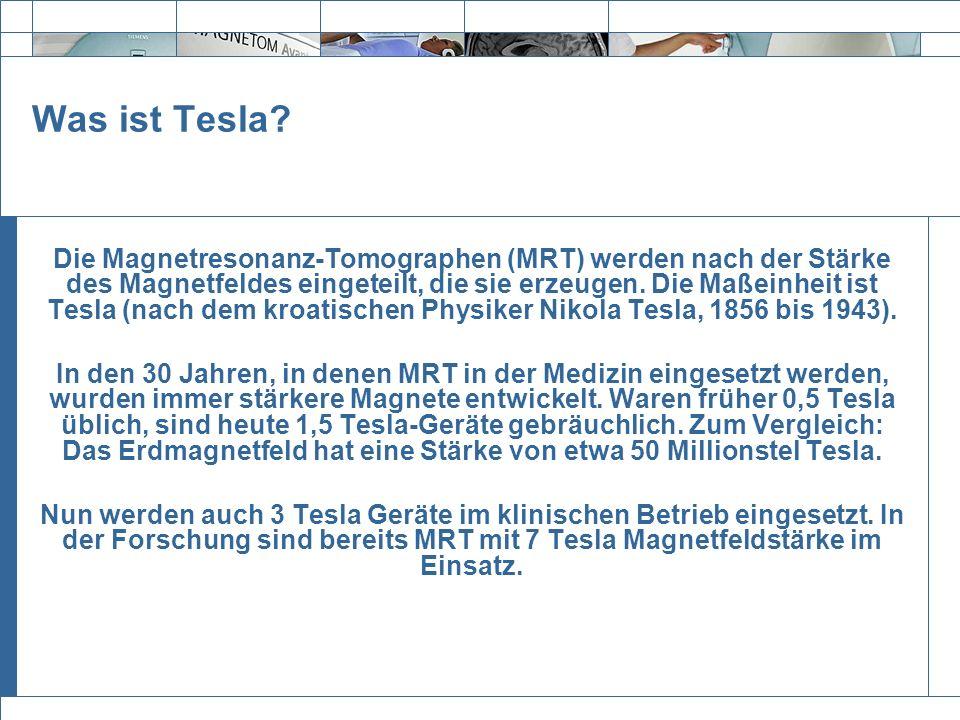 Was ist Tesla
