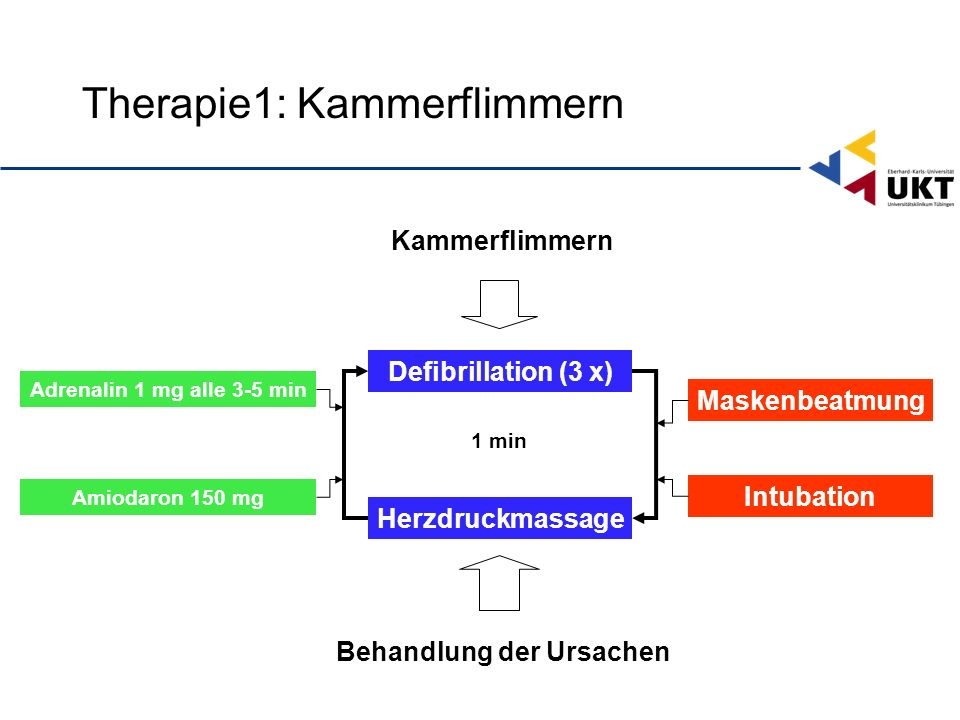 Therapie1: Kammerflimmern