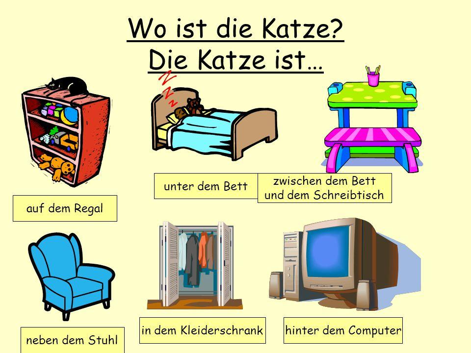 wo ist die katze die katze ist ppt video online herunterladen. Black Bedroom Furniture Sets. Home Design Ideas