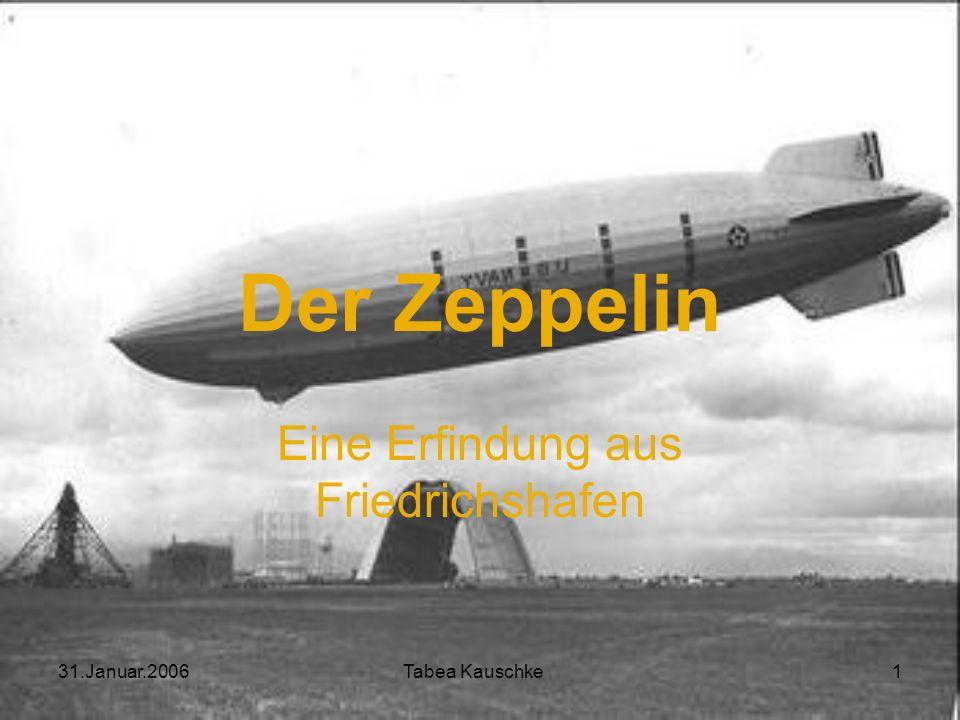 Eine Erfindung aus Friedrichshafen