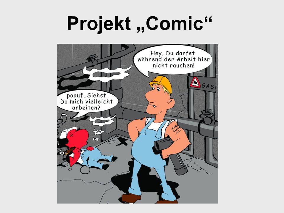 "Projekt ""Comic"