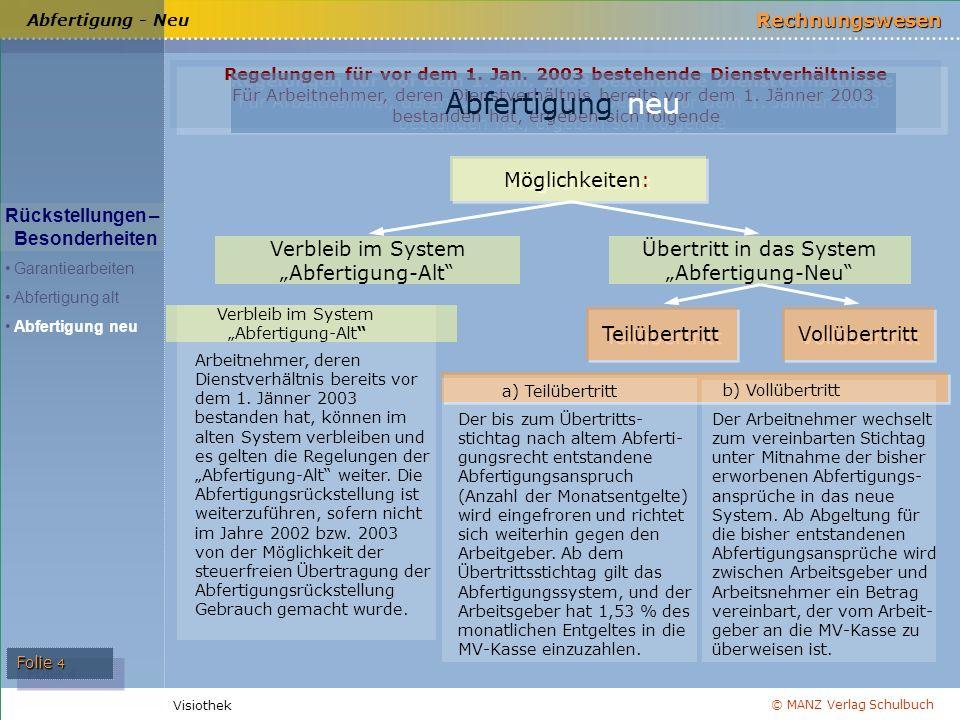 Regelungen für vor dem 1. Jan. 2003 bestehende Dienstverhältnisse