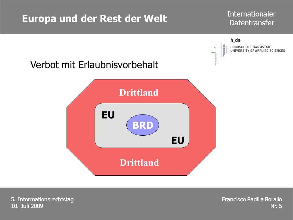 Europa und der Rest der Welt