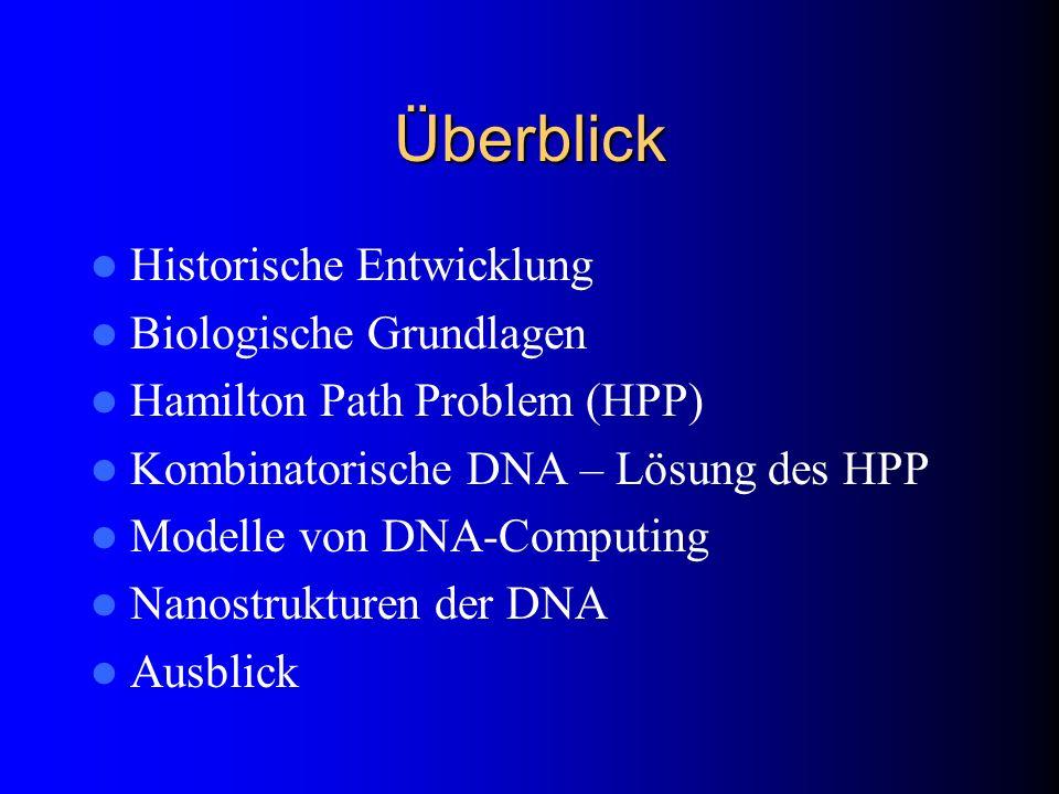 Überblick Historische Entwicklung Biologische Grundlagen