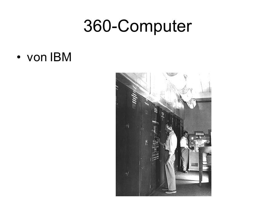 360-Computer von IBM