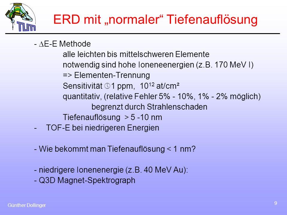 """ERD mit """"normaler Tiefenauflösung"""