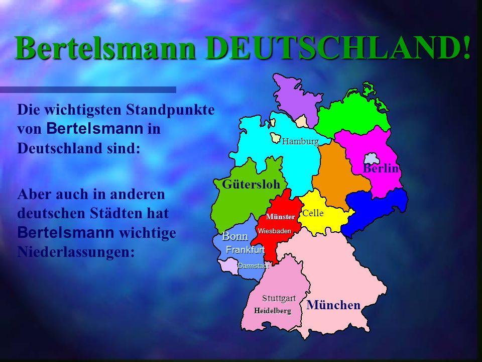 Bertelsmann DEUTSCHLAND!