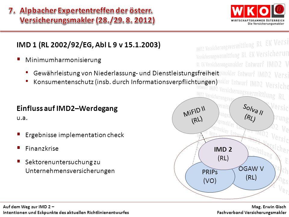 7. Alpbacher Expertentreffen der österr.