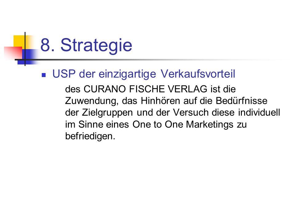 8. Strategie USP der einzigartige Verkaufsvorteil
