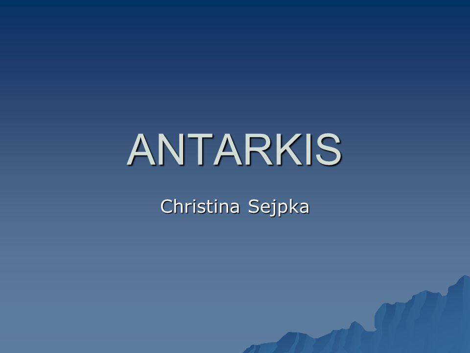 ANTARKIS Christina Sejpka
