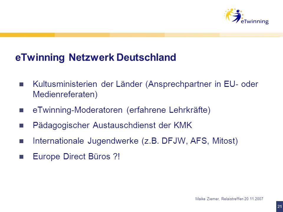 eTwinning Netzwerk Deutschland