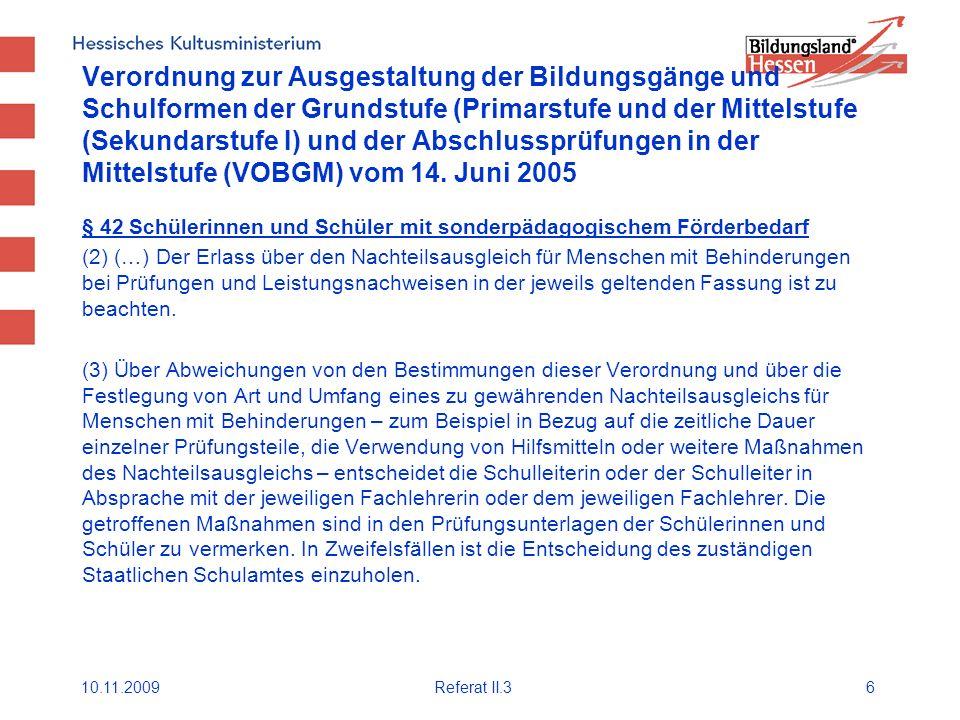 Verordnung zur Ausgestaltung der Bildungsgänge und Schulformen der Grundstufe (Primarstufe und der Mittelstufe (Sekundarstufe I) und der Abschlussprüfungen in der Mittelstufe (VOBGM) vom 14. Juni 2005