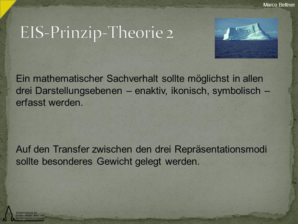 Marco Bettner EIS-Prinzip-Theorie 2.