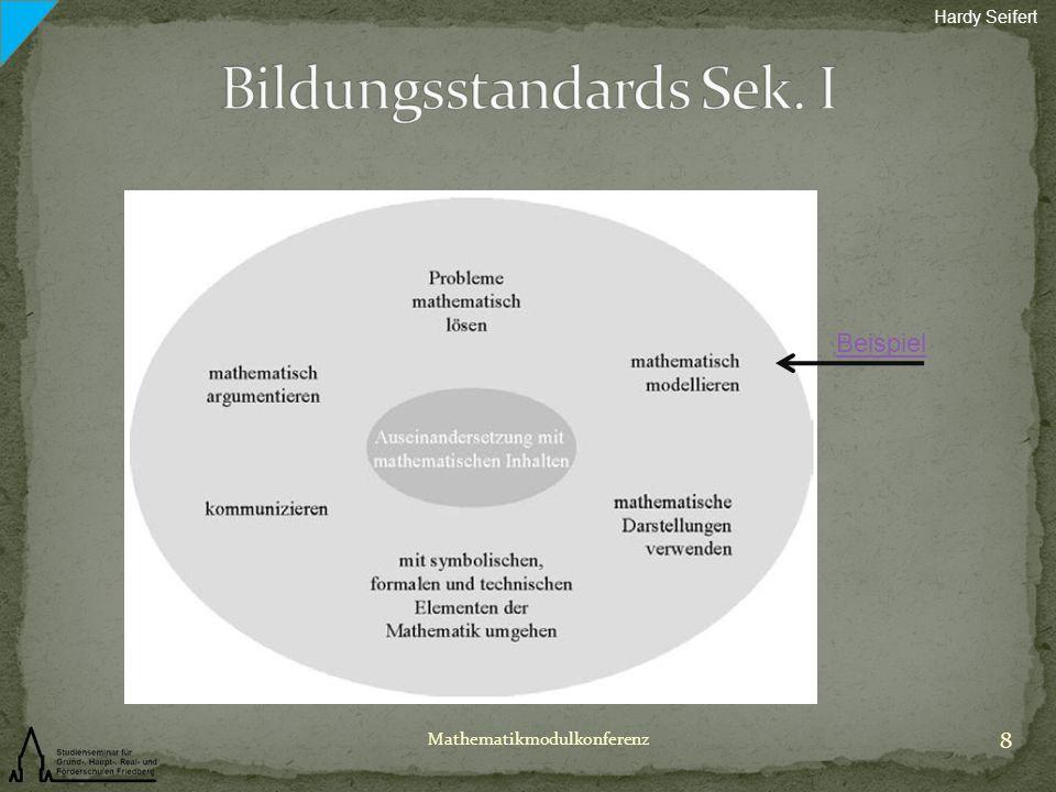 Bildungsstandards Sek. I