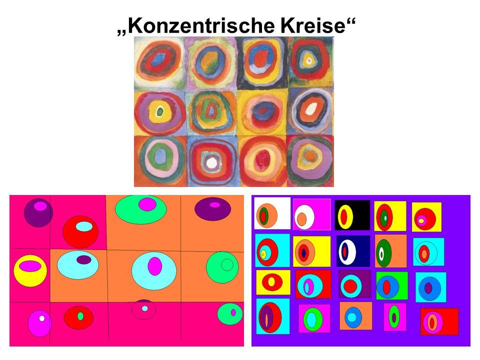 """""""Konzentrische Kreise"""