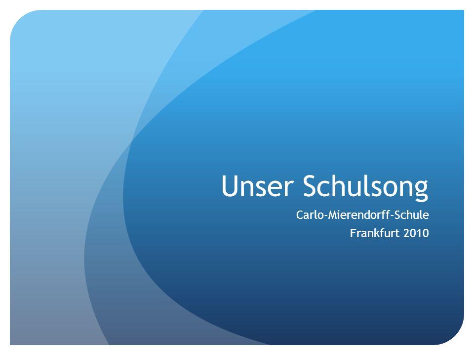 Carlo Mierendorff Schule Frankfurt Ppt Video Online Herunterladen