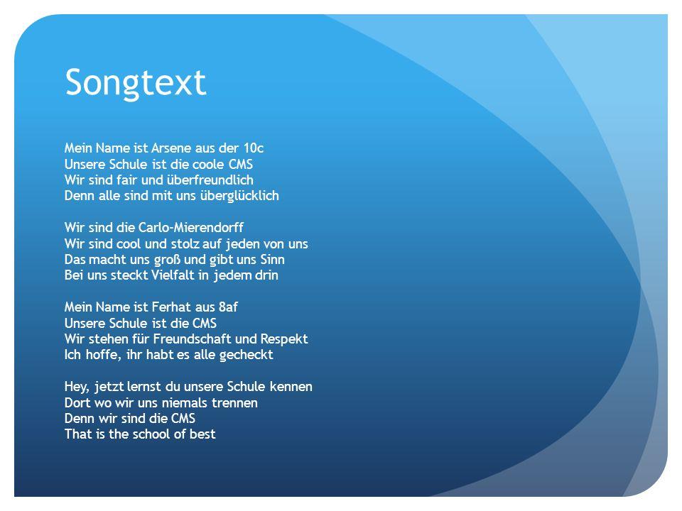 Songtext
